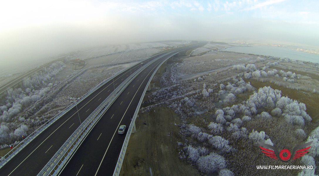 Autostrada A1, Sibiu Saliste Inaugurare