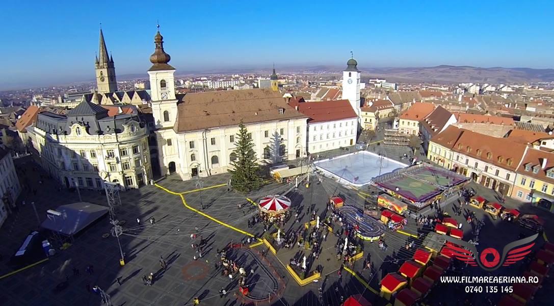 Piata Mare & Piata Mica Sibiu 2013