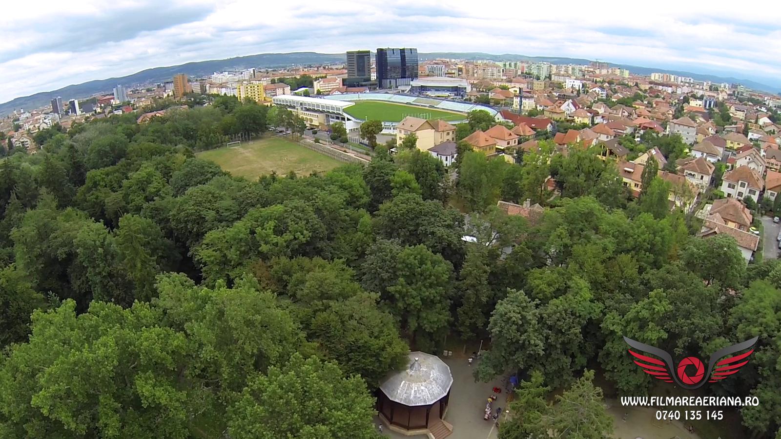 Sibiu Aerial Image – fotografii aeriene