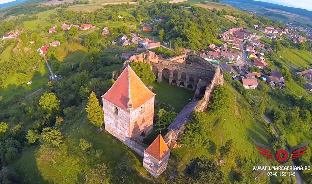 cetatea-fortificata-slimnic-sibiu-aerial-05