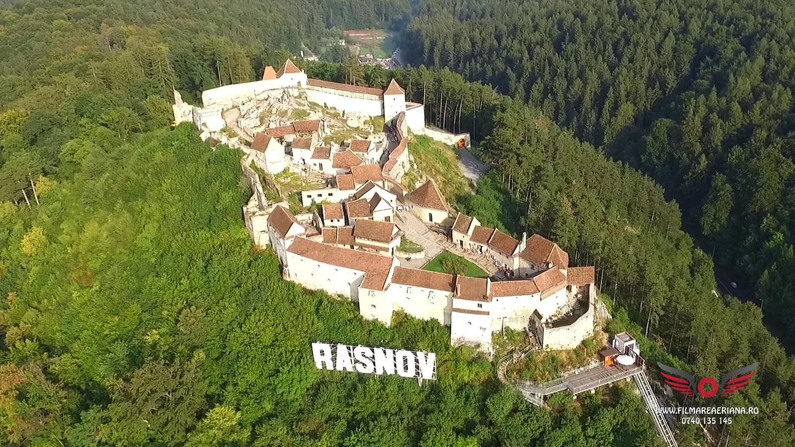 Cetatea Fortificata Rasnov – Brasov